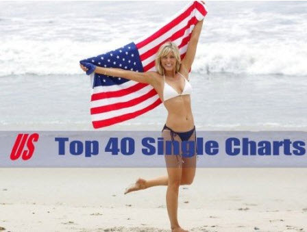 US TOP40 Single Charts (01.01.2011)