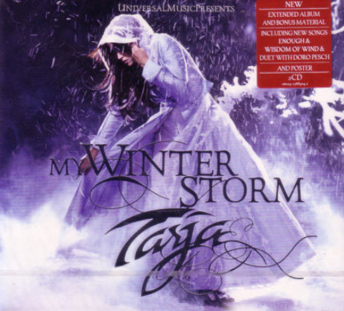 Tarja - My Winter Storm (2cd extended special edition) (2009)