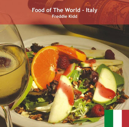 Food of The World ~ 330 Italian Recipes