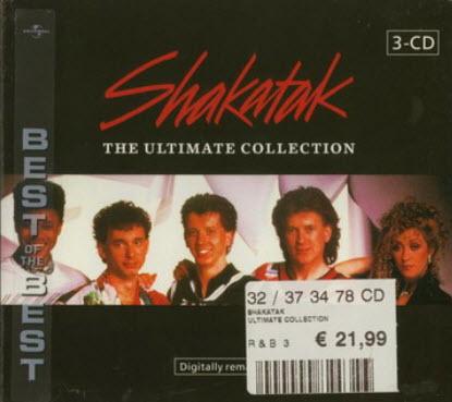 Shakatak - The Ultimate Collection (2003)