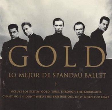 Spandau Ballet - Gold The Best Of Spandau Ballet (2000)