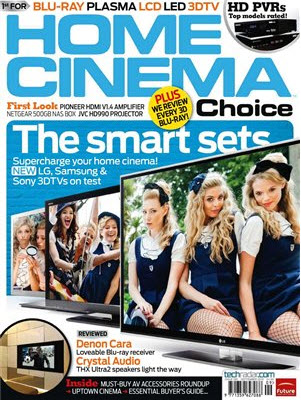 Home Cinema Choice - September 2010