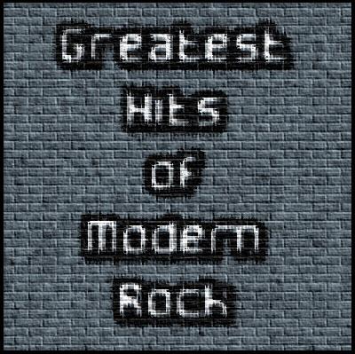 VA - Greatest Hits of Modern Rock 4CD (2010)