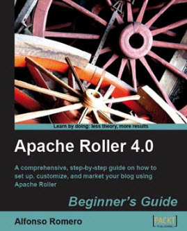 Apache Roller 4.0 Beginner's Guide