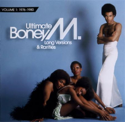 Boney M. - Ultimate Boney M. - Long Versions & Rarities Volume 1: 1976-1980 (2008) [Lossless]