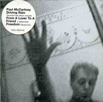 Paul McCartney - Driving Rain (2001) [Lossless]