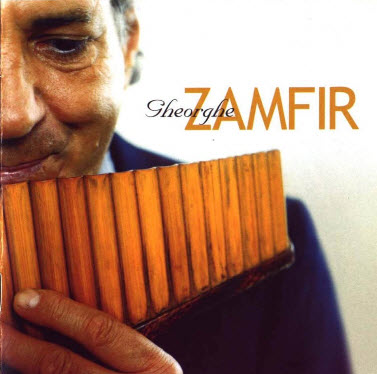 Gheorghe Zamfir - The Feeling Of Romance