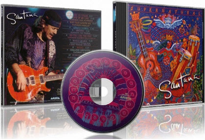 Santana � Supernatural (2CD) - 2010