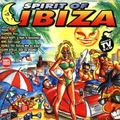 VA - Spirit Of Ibiza (2CD) (1995)