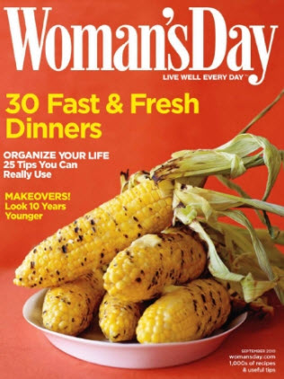 Woman's Day - September 2010