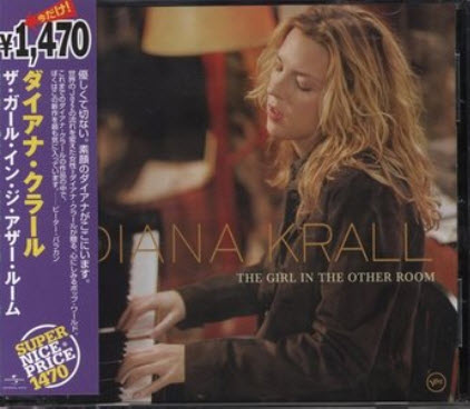 Diana Krall - The Girl In The Other Room [Japan Edition] (2007)