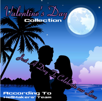VA - Valentine's Day Collection Love Songs - 2010