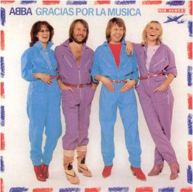 ABBA - Gracias Por La Musica (1992)