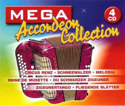 VA - Mega Accordeon Collection (2006)