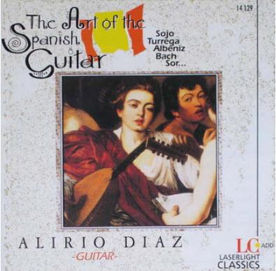 Alirio Diaz: The Art Of The Spanish Guitar (1994)