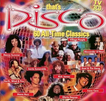 That's Disco 60 All Time Classics (3CD) (1998)