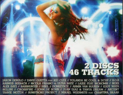 VA - Ministry Of Sound - Dance Anthems 2 (2010)