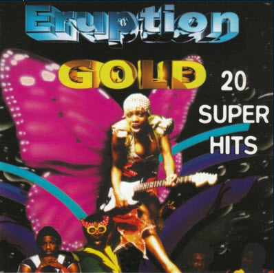 Eruption - 1994 - Gold 20 Super Hits