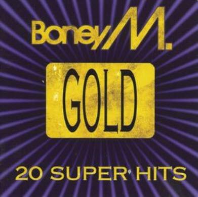 Boney M. - Gold (20 Super Hits)