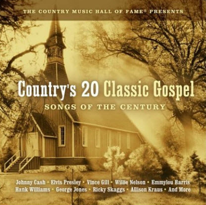 Various Artists � Country�s 20 Classic Gospel: Songs of the Century (2004)