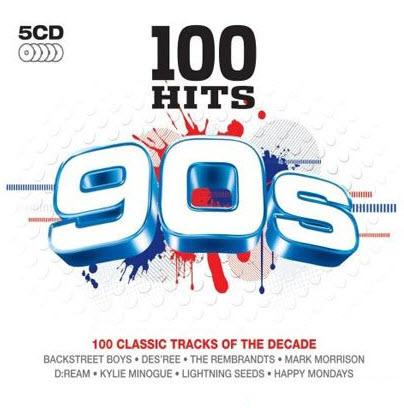 90s Top 100 5CD (2010)