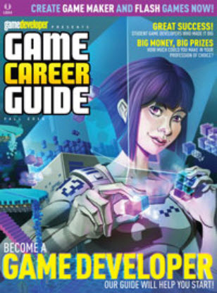 Game Developer - Game Career Guide 2010