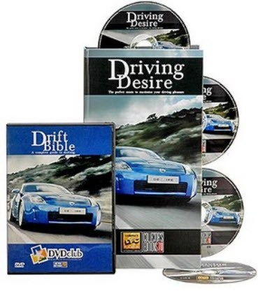VA - Compact Disc Club - Driving Desire (2007)