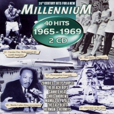 VA - The Millenium Collection - The best pop music of the 20th Century (1965-1969) (2000)