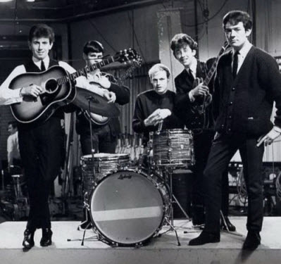 The Hollies (1965-1998)-5Albums