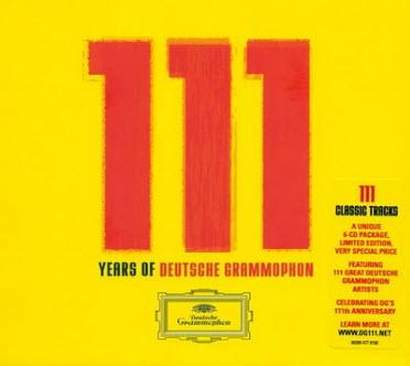 VA - Deutsche Grammophon - 111 Classic Tracks (2009)