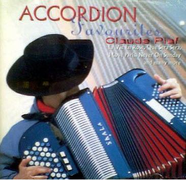 Claude Piaf � Accordion Favourites