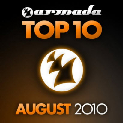 VA - Armada Top 10 August 2010 (2010)