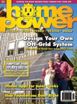 Home Power Magazine - Issue 136 Apr/May 2010