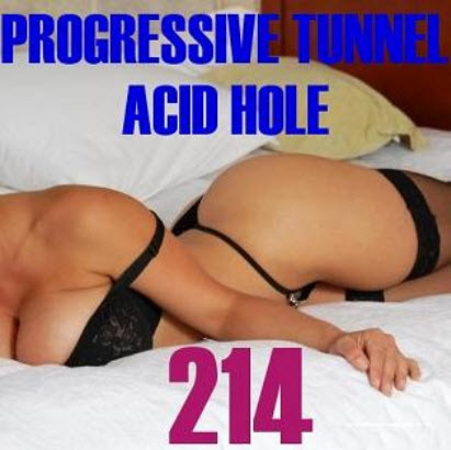 VA - Progressive Tunnel - Acid Hole - 214 (2010)