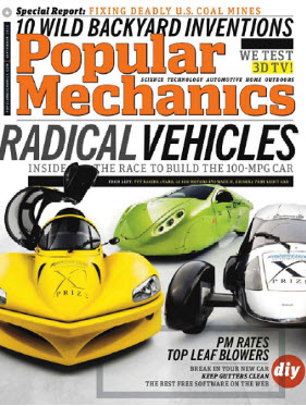 Popular Mechanics - September 2010