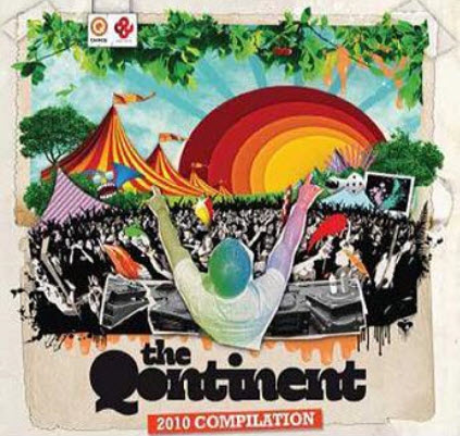 VA-The Qontinent 2010 Compilation 3CD 2010