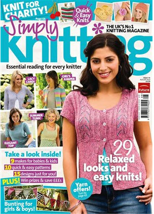 Simply Knitting - August 2010
