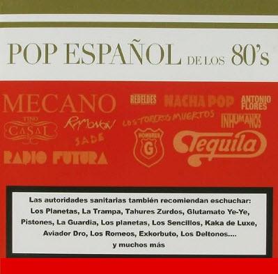 VA - Pop Espa?ol De Los 80's