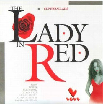 VA � The Lady In Red � Superballads