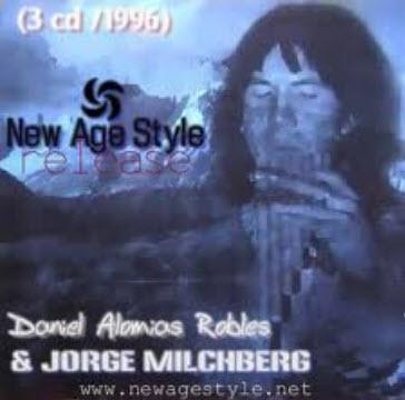 Daniel Alomias Robles & Jorge Milchberg - Pan Pipe Moods 1