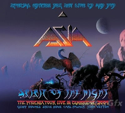 Asia � Spirit Of The Night � The Phoenix Tour � Live in Cambridge 2009 (2010)