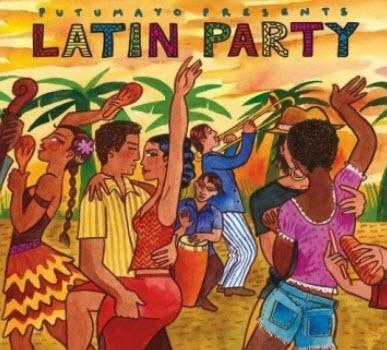 VA - Putumayo Presents: Latin Party (2010) (Lossless)