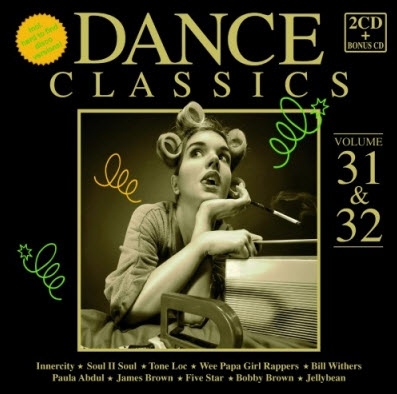 VA - Dance Classics vol. 31 & 32 (3CD) (2010)