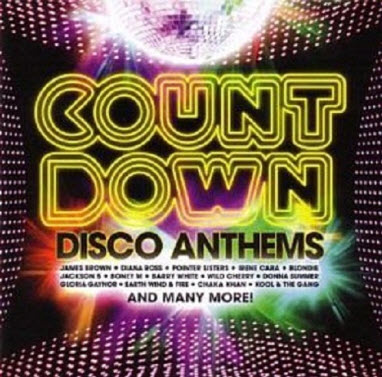 VA - Count Down Disco Anthems (2010)
