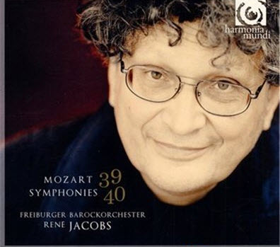 Mozart: Symphonies Nos. 39 & 40 - Rene Jacobs (2010)