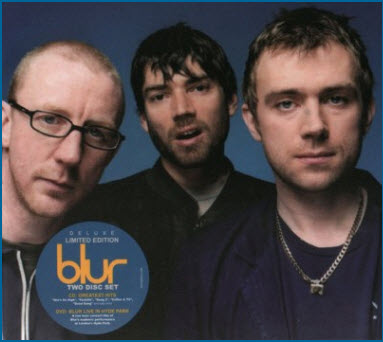 Blur - Greatest Hits (2010) [Lossless]