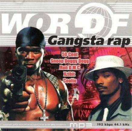 VA - Gangsta Rap Word Of(2009)