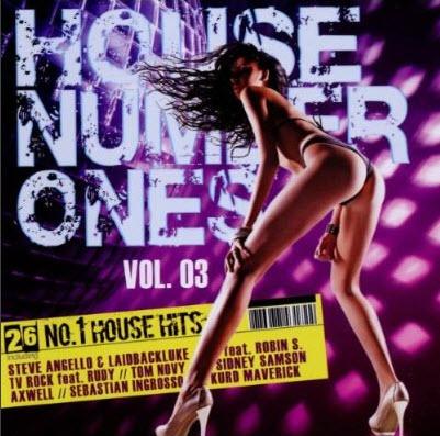 VA - House Number Ones Vol.3 (2010)