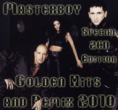 Masterboy - Golden Hits And Remix 2010 (2CD)