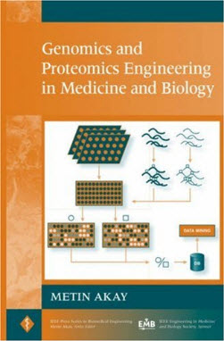 Genomics and Proteomics Engineering in Medicine and Biology